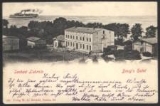 Seebad Lubmin, Beug's Hotel