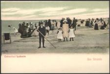 Ostseebad Lubmin, Am Strande