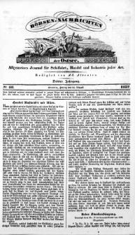 Börsen-Nachrichten der Ost-See : allgemeines Journal für Schiffahrt, Handel und Industrie jeder Art. 1837 Nr. 68