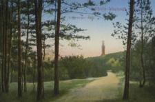 Stettin-Westend, Eckerberger Wald