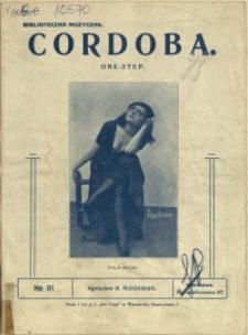 Cordoba : one step