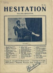 Hesitation: valse-boston