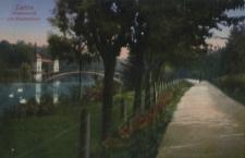 Stettin, Promenade am Westendsee
