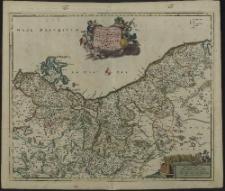 Pomeraniae Ducatus Tabulam