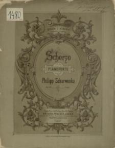 Scherzo : für das Pianoforte : op. 50
