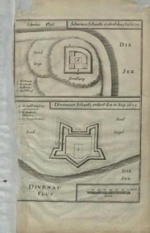 Schwiner Schantz erobert den i.Septi. 1659.