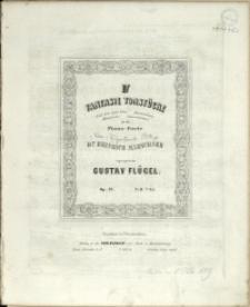 IV Fantasie Tonstücke : für das Piano-Forte : Op. 25 No 2, Meeresstimmen und Waldesecho