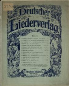 Antwort : Lied von E. Zitelmann : für eine Singstimme mit Begleitung des Pianoforte : Op. 45