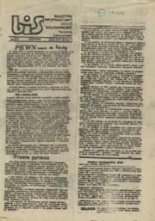 """BiS : biuletyn Informacyjny NSZZ """"Solidarność"""" Regionu Pomorza Zachodniego. 1983 (25.07)"""