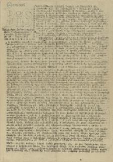 """BiS : biuletyn Informacyjny NSZZ """"Solidarność"""" Regionu Pomorza Zachodniego. 1983 nr 34"""