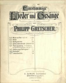 Dichtergold : Op. 26