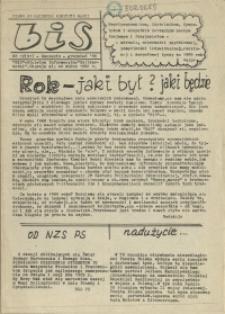"""BiS : biuletyn Informacyjny NSZZ """"Solidarność"""" Regionu Pomorza Zachodniego. 1988 nr 12"""