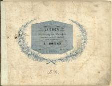 Lieder : mit Begleitung des Pianoforte H 1