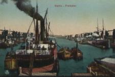 Stettin, Freihafen
