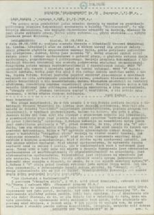 """Biuletyn """"Solidarności"""" : [Międzyzakładowy Komitet Organizacyjny NSZZ """"Solidarność"""" Regionu Pomorza Zachodniego]. 1988 nr 20"""
