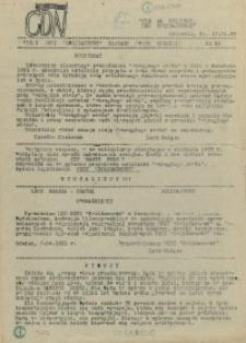 """CDN : pismo NSZZ """"Solidarność"""" Zarządu Portu Szczecin-Świnoujście. 1989 nr 14"""