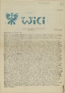 Wici : pismo Solidarności Walczącej. 1989 nr 3