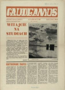 Gaudeamus. 1980 nr 6