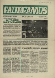 Gaudeamus. 1981 nr 10