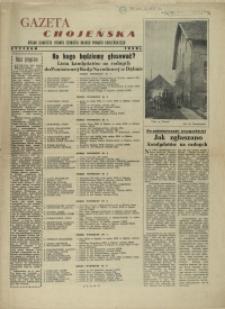 Gazeta Chojeńska. 1958, styczeń