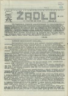 Żądło. 1989 nr 1