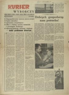 Kurier Wyborczy. 1958, styczeń