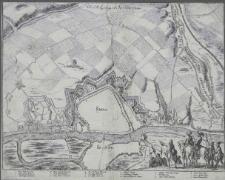 Die Belagerung von die Statt Stettin