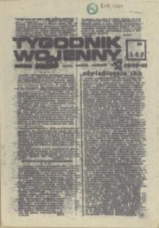 Tygodnik Wojenny : edycja Pomorze Zachodnie. 1985 nr 105