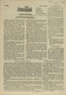 """Tygodnik Mazowsze : """"Solidarność"""". 1986 nr 188"""