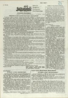 """Tygodnik Mazowsze : """"Solidarność"""". 1987 nr 195"""