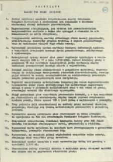 Postulaty załogi FMS Polmo Szczecin
