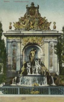 Stettin, Felderhofbrunnen