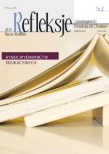Refleksje : zachodniopomorski dwumiesięcznik oświatowy. 2011 nr 2