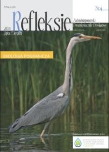 Refleksje : zachodniopomorski dwumiesięcznik oświatowy. 2011 nr 4