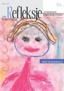 Refleksje : zachodniopomorski dwumiesięcznik oświatowy. 2011 nr 5