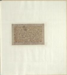 Listy Stanisława Ignacego Witkiewicza do żony Jadwigi z Unrugów Witkiewiczowej. Kartka pocztowa z 31.07.1925