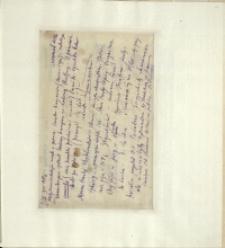 Listy Stanisława Ignacego Witkiewicza do żony Jadwigi z Unrugów Witkiewiczowej. List z 07.08.1925