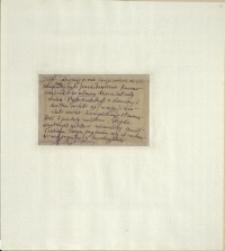 Listy Stanisława Ignacego Witkiewicza do żony Jadwigi z Unrugów Witkiewiczowej. Kartka pocztowa z 29.08.1925