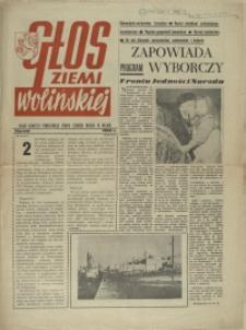 Głos Ziemi Wolińskiej. 1958, styczeń