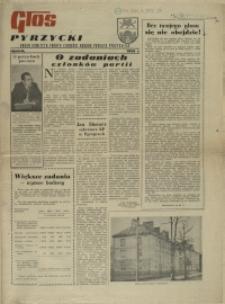 Głos Pyrzycki. 1958, styczeń
