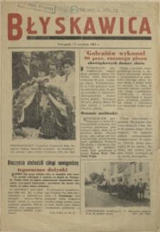 Błyskawica. 1954, 10 września