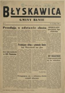 Błyskawica. 1954, 12 września