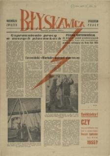Błyskawica. 1954, grudzień