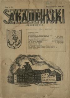 Akademik Szczeciński. 1947/48, grudzień-styczeń