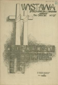 [Afisz] Poznański Czerwiec 56