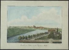 Ansicht von Stettin von der Neptuns Mühle