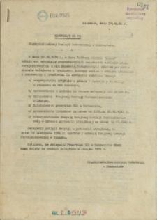 "Komunikat Międzyzakładowej Komisji NSZZ ""Solidarność"". 1980 nr 12"