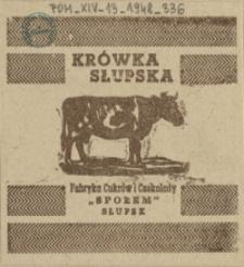 [Etykieta] Krówka Słupska