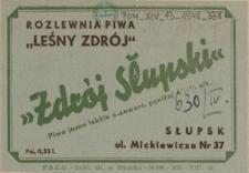 [Etykieta] Zdrój Słupski