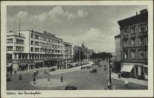 Stettin, Der Paradeplatz
